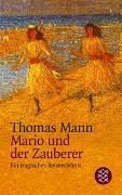 Cover-Bild zu Mario und der Zauberer von Mann, Thomas