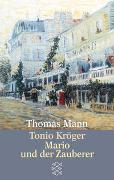 Cover-Bild zu Tonio Kröger/ Mario und der Zauberer von Mann, Thomas