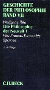 Cover-Bild zu Röd, Wolfgang: Bd. 7: Geschichte der Philosophie Bd. 7: Die Philosophie der Neuzeit 1: Von Francis Bacon bis Spinoza - Geschichte der Philosophie