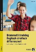 Cover-Bild zu Grammatiktraining Englisch für die 6. Klasse von Hoof, Hanna