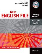 Cover-Bild zu Elementary: New English File: Elementary: MultiPACK B - New English File von Oxenden, Clive