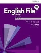 Cover-Bild zu English File: Beginner: Workbook with Key von Latham-Koenig, Christina