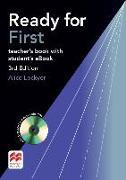 Cover-Bild zu Ready for First 3rd edition / Teacher's Book with ebook, DVD-ROM + 2 Class Audio-CDs von Lockyer, Alice