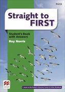 Cover-Bild zu Straight to First Student's Book with Answers Pack von Norris, Roy