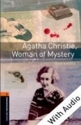 Cover-Bild zu Agatha Christie, Woman of Mystery - With Audio Level 2 Oxford Bookworms Library (eBook) von Escott, John