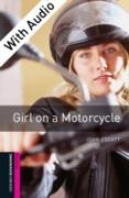 Cover-Bild zu Girl on a Motorcycle - With Audio Starter Level Oxford Bookworms Library (eBook) von Escott, John