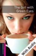 Cover-Bild zu Girl with Green Eyes - With Audio Starter Level Oxford Bookworms Library (eBook) von Escott, John