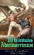 Cover-Bild zu Gerstäcker, Friedrich: Die beliebtesten Abenteuerromane (35 Klassiker der Jugendliteratur - Illustrierte Ausgabe) (eBook)