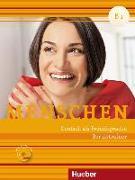 Cover-Bild zu Menschen B1 von Buchwald-Wargenau, Isabel