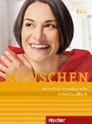 Cover-Bild zu Menschen B1. Paket Lehrerhandbuch B1/1 und B1/2 von Kalender, Susanne
