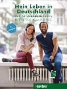 Cover-Bild zu Mein Leben in Deutschland - der Orientierungskurs. Kursbuch von Buchwald-Wargenau, Isabel
