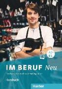 Cover-Bild zu Im Beruf NEU A2+/B1 von Buchwald-Wargenau, Isabel