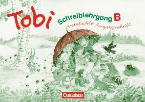 Cover-Bild zu Tobi-Schreiblehrgang B. VA von Metze, Wilfried