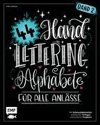 Cover-Bild zu Handlettering 44 Alphabete - Für alle Anlässe - Band 2