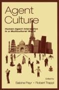 Cover-Bild zu Payr, Sabine (Hrsg.): Agent Culture (eBook)