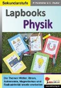 Cover-Bild zu Lapbooks Physik von Pichlhöfer, Petra