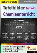 Cover-Bild zu Tafelbilder für den Chemieunterricht von Pichlhöfer, Petra
