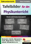 Cover-Bild zu Tafelbilder für den Physikunterricht (eBook) von Pichlhöfer, Petra