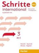 Cover-Bild zu Schritte international Neu 3 (eBook) von Verlag, Hueber (Hrsg.)