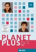 Cover-Bild zu Planet Plus A2 von Verlag, Hueber (Hrsg.)
