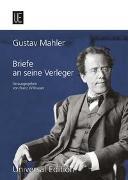 Cover-Bild zu Mahler, Gustav: Briefe an seine Verleger