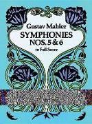 Cover-Bild zu Mahler, Gustav: Symphonies Nos. 5 and 6 in Full Score