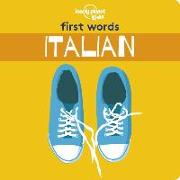 Cover-Bild zu First Words - Italian