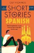 Cover-Bild zu eBook Short Stories in Spanish for Beginners
