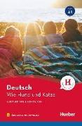 Cover-Bild zu Wie Hund und Katze von Weber, Annette