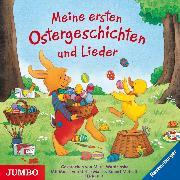 Cover-Bild zu Meine ersten Ostergeschichten und Lieder (Audio Download) von Siegmund, Sybille