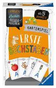 Cover-Bild zu Ravensburger 80659 - Lernen Lachen Selbermachen: Erste Buchstaben, Kinderspiel für 2-4 Spieler, Lernspiel ab 5 Jahren, Kartenspiel von Siegmund, Sybille