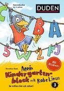 Cover-Bild zu Raab, Dorothee: Mein Kindergartenblock mit Rabe Linus (3)