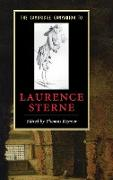 Cover-Bild zu Keymer, Thomas (Hrsg.): The Cambridge Companion to Laurence Sterne