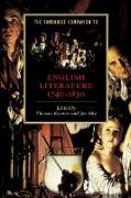 Cover-Bild zu Keymer, Thomas (Hrsg.): Cambridge Companion to English Literature, 1740-1830 (eBook)