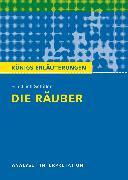 Cover-Bild zu Die Räuber von Friedrich Schiller (eBook) von Herforth, Maria-Felicitas