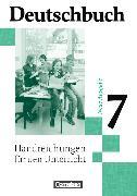 Cover-Bild zu Brenner, Gerd: Deutschbuch 7. Schuljahr. Neue Ausgabe. Handreichungen für den Unterricht