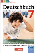Cover-Bild zu Brenner, Gerd: Deutschbuch Gymnasium 7. Schuljahr. Allgemeine Ausgabe. Handreichungen für den Unterricht mit CD-ROM
