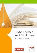 Cover-Bild zu Brenner, Gerd: Deutschbuch für die Oberstufe. Allgemeine Ausgabe. Schülerbuch