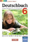 Cover-Bild zu Brenner, Gerd: Deutschbuch Gymnasium 6. Schuljahr. Handreichungen für den Unterricht. HE