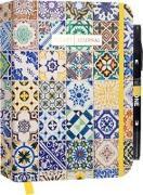 "Cover-Bild zu Bullet Journal ""Ornamental Marokko"" mit original Tombow TwinTone Dual-Tip Marker 33 black"