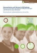 Cover-Bild zu Kommunikation und Führung für HR-Fachleute von Knecht, Marita
