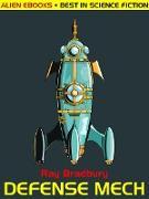 Cover-Bild zu Defense Mech (eBook) von Bradbury, Ray