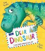 Cover-Bild zu Dear Dinosaur von Strathie, Chae
