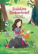 Cover-Bild zu eBook Fridolina Himbeerkraut - Mein Freund Schnuffelschnarch