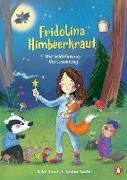 Cover-Bild zu eBook Fridolina Himbeerkraut - Die Schlafanzug-Versammlung
