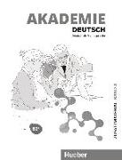 Cover-Bild zu Akademie Deutsch B2+. Band 04. Zusatzmaterial mit Audios online von Schmohl, Sabrina