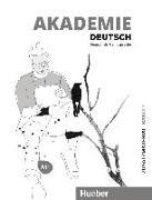 Cover-Bild zu Akademie Deutsch A1+ von Schmohl, Sabrina