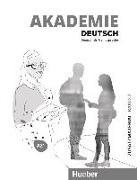 Cover-Bild zu Akademie Deutsch A2+. Band 2 - Zusatzmaterial mit Audios online von Schmohl, Sabrina
