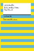 Cover-Bild zu Brief an den Vater / Das Urteil (eBook) von Kafka, Franz