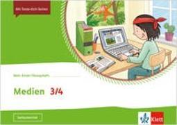 Cover-Bild zu Mein Anoki-Übungsheft. Medien 3/4. Übungsheft Klasse 3/4